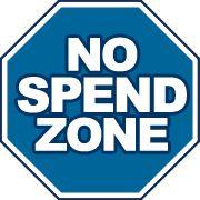 no spend